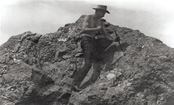 Korczak hand drilling