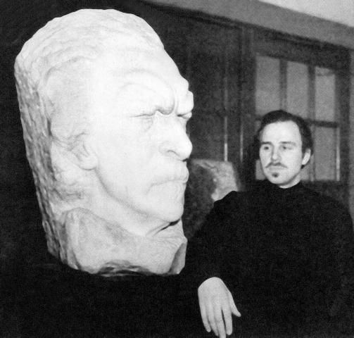 Paderewski Sculpture and Korczak