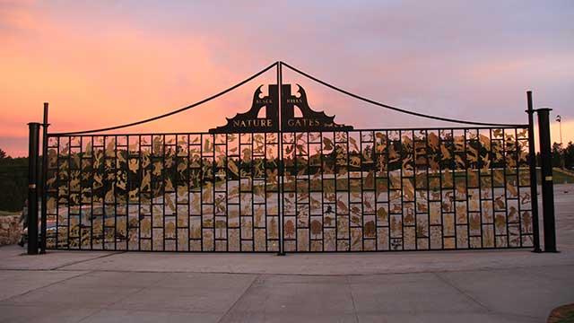 Nature Gates