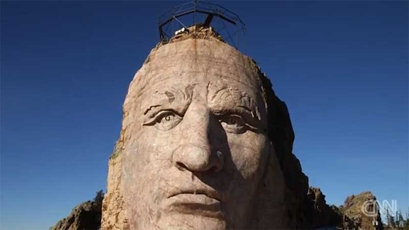 CNN Bigger Than Mount Rushmore Video