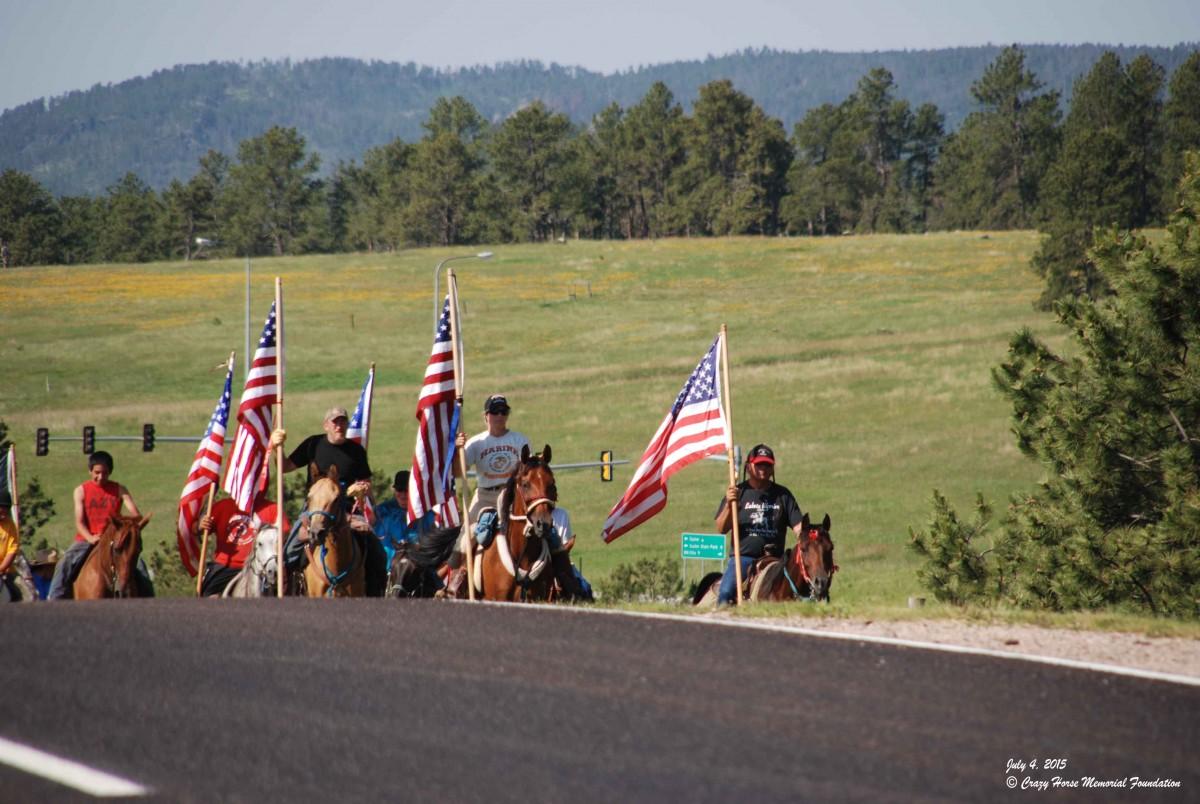4th Annual Native American Honor Ride