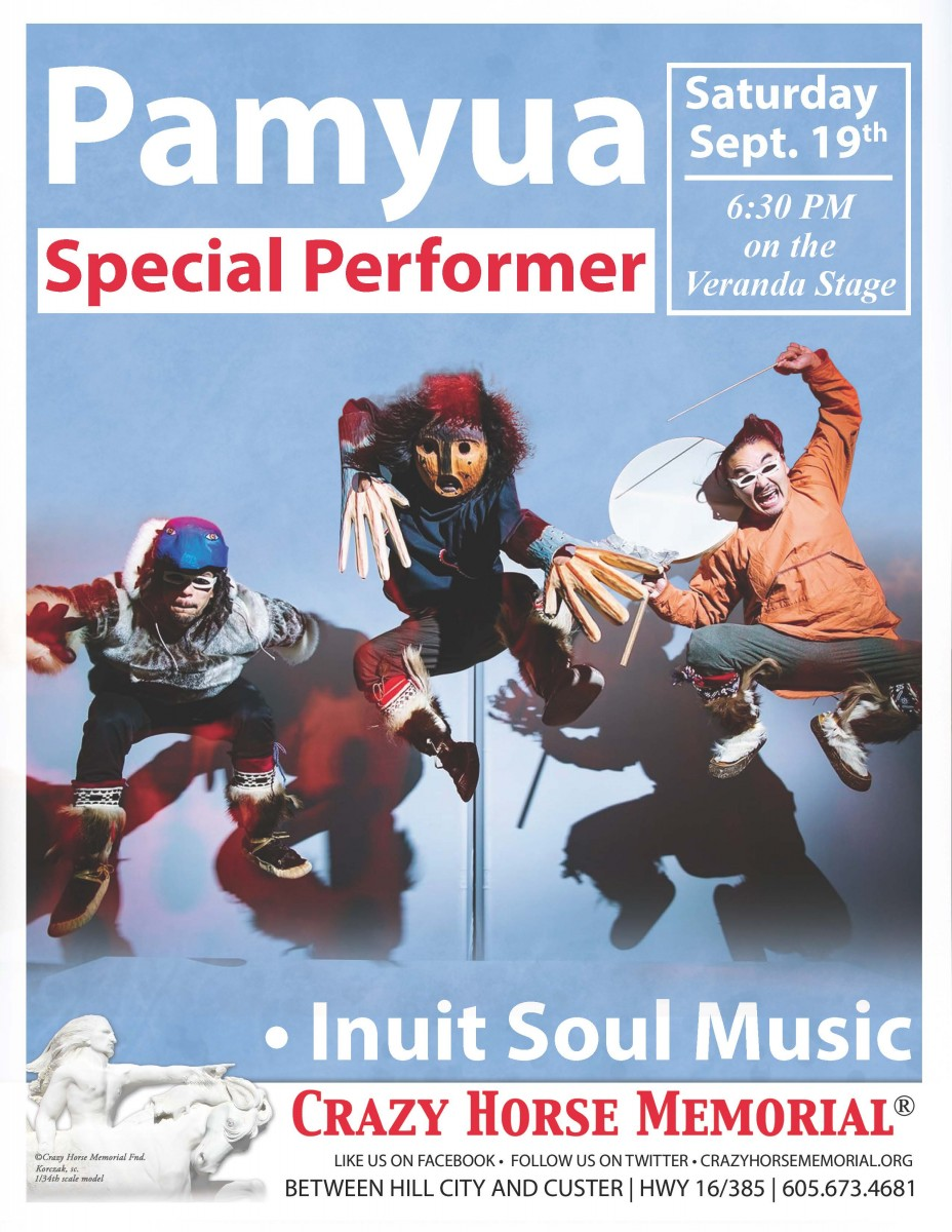 Pamyua Special Performer