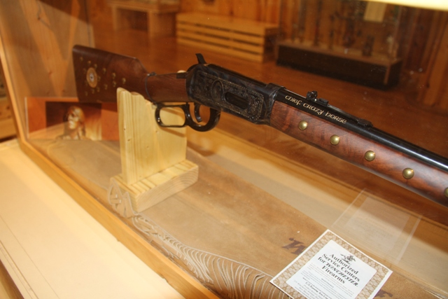 2015 Commemorative Winchester Raffle