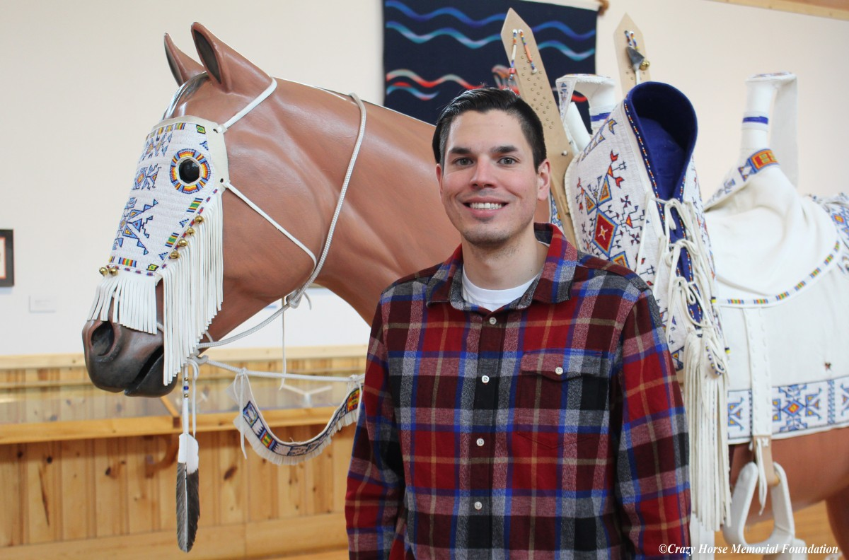 Crazy Horse Memorial and The Indian University of North America Congratulate Dr. John Little