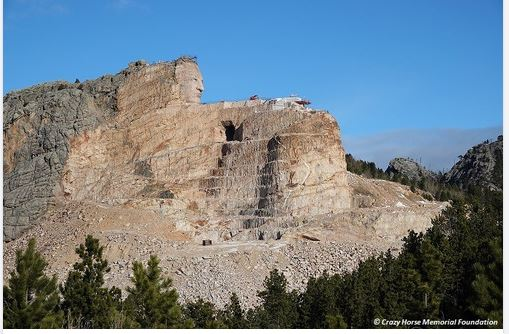 Crazy Horse Memorial will reopen May 18, 2020