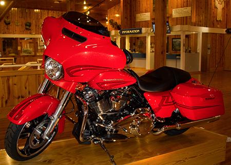 2017 Harley Davidson FLHX Street Glide