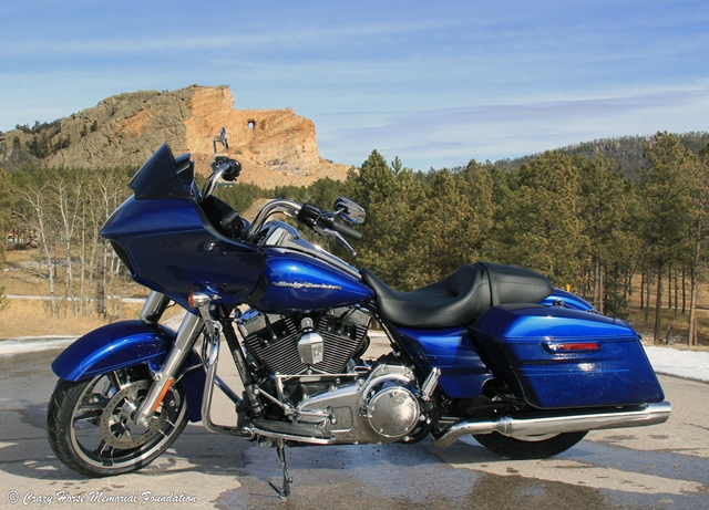 Harley and Crazy Horse - What Could Be Better?