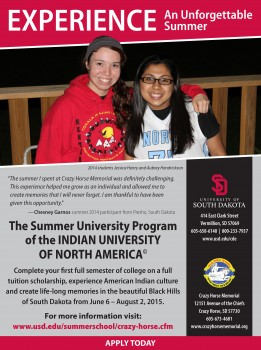 The Indian University of North America Is Now Accepting Application for its Summer 2015 Program