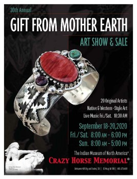 30th Annual Gift From Mother Earth Art Show and Sale