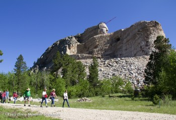 Crazy Horse Memorial Will Host Special Two-Day Volksmarch