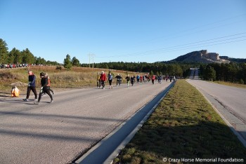 10th Annual Run Crazy Horse Marathon October 6, 2019