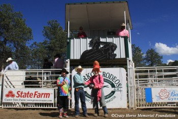 26th Annual Crazy Horse Stampede Rodeo - Professional Rodeo Cowboys Association (PRCA) Rodeo