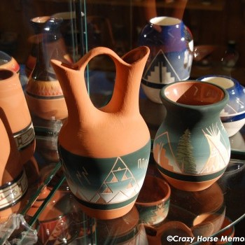 Gift Shop Pottery