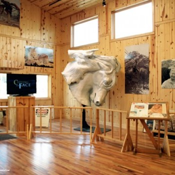 Mountain Carving Room