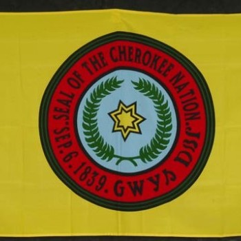 Tribal Flag : Crazy Horse Memorial®