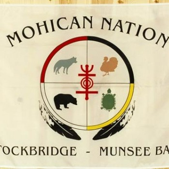 Mohican Nation Sticjbrudge Mun