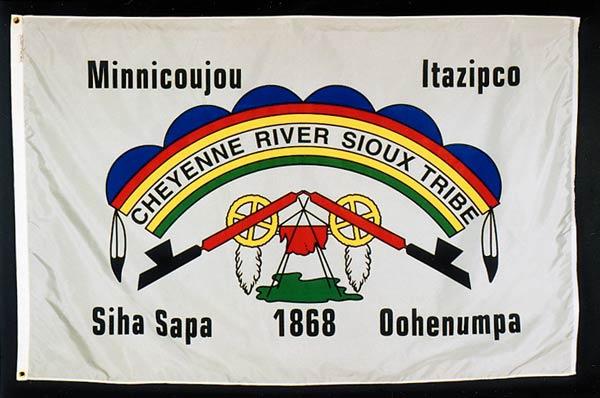 Tribal Flag : Crazy Horse Memorial®