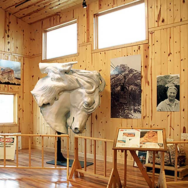 Mountain Carving Gallery