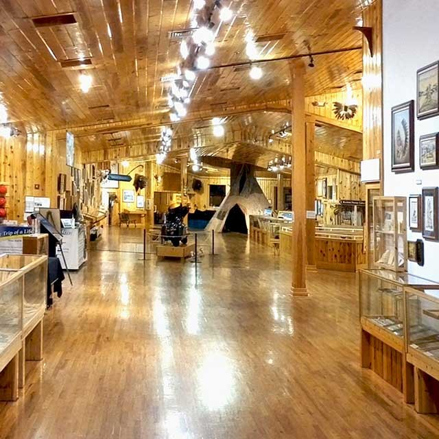 THE INDIAN MUSEUM OF NORTH AMERICA®
