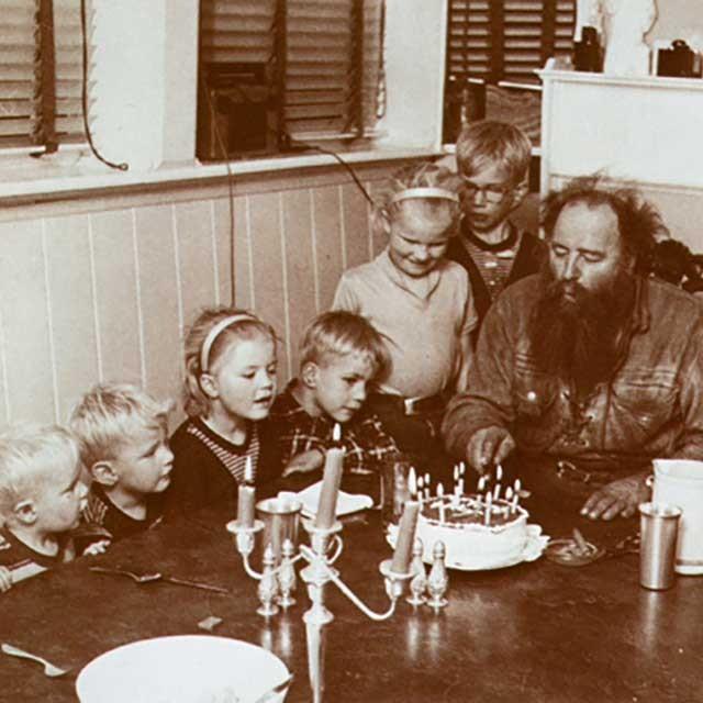 The Ziolkowski Family